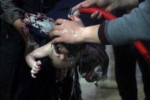 WHO: 500 cư dân Douma có triệu chứng phơi nhiễm chất độc hóa học