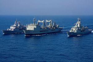 Ba tàu hải quân Hoàng gia Australia thăm Việt Nam