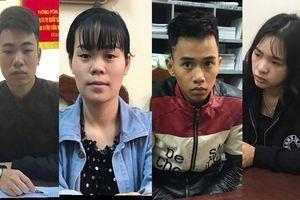 Cảnh sát giải cứu 2 cô gái trẻ bị lừa bán sang Trung Quốc