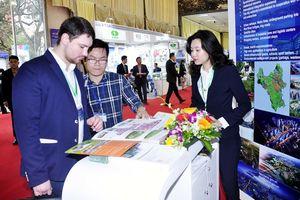 Nhiều sản phẩm công nghệ trưng bày tại Vietnam Expo 2018