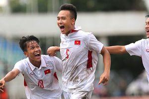 U19 Việt Nam gặp U19 Mexico trong trận ra quân tại Suwon JS Cup 2018