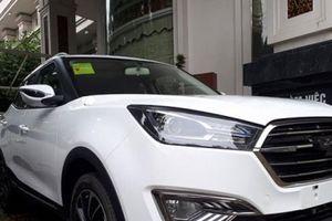 Xe crossover Trung Quốc 'đổ bộ' về Việt Nam, giá 525 triệu đồng