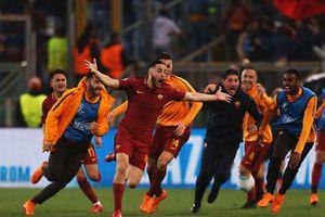 AS Roma 3-0 Barcelona: Làm nên kỳ tích