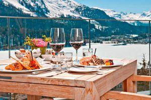 10 khách sạn với những nhà hàng đẹp nhất thế giới