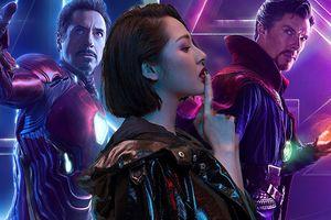 Bảo Anh là đại diện duy nhất của Việt Nam sang Singapore gặp gỡ dàn cast 'Avengers: Infinity War'