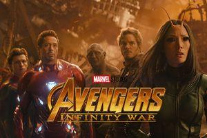 Lượng vé bán ra sớm của 'Avengers: Infinity War' hơn 7 phim Marvel cộng lại, kể cả 'Black Panther'