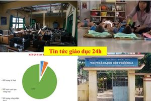Tin tức giáo dục 24h: Lại thêm vụ giáo viên mầm non bạo hành, chửi mắng trẻ; Học sinh lớp 2 không biết đọc