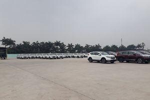 Chủ tịch TP. Hà Nội chỉ đạo xử lý bãi xe không phép trên đất dự án