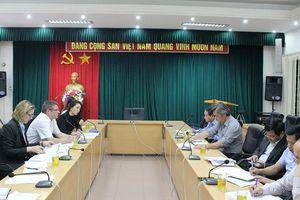 Tổ chức Hợp tác Phát triển Đức cam kết hỗ trợ GDNN Việt Nam