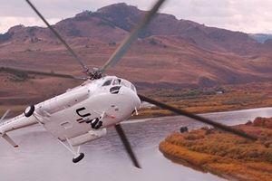 Nga: Rơi trực thăng, 6 người thiệt mạng