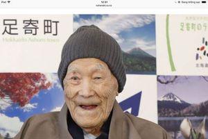 Người cao tuổi nhất thế giới chia sẻ điều gì về bí quyết sống thọ?