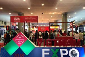 Hội chợ Thương mại Quốc tế Việt Nam lần thứ 28 chính thức khai mạc