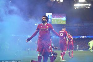 Nhận hat-trick thua trước Liverpool, Man City bị loại ê chề