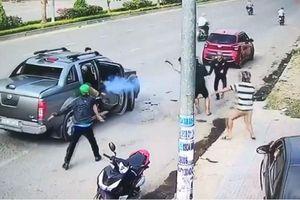 Công an thông tin về vụ đi ô tô nổ súng ở Đồng Nai