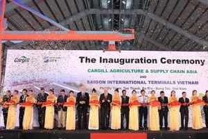 Cargill củng cố năng lực phân phối ngũ cốc và hạt có dầu tại Việt Nam