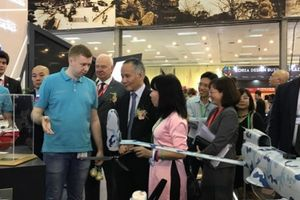 Nhiều doanh nghiệp Nga tham gia Vietnam Expo 2018