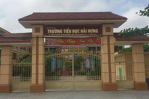 Nhiều học sinh tiểu học bị cướp dây chuyền ở Nam Định
