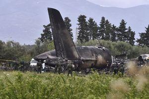 257 người thiệt mạng trong vụ rơi máy bay ở Algeria