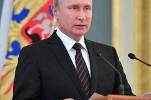 Putin: 'Thế giới đang trở nên hỗn loạn hơn'