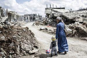 'Thêm dầu ở chảo lửa' Syria