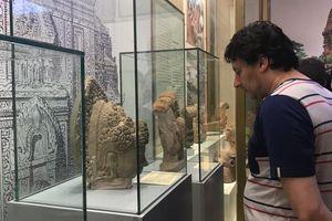 Tận mắt chiêm ngưỡng gần 300 báu vật khảo cổ Việt Nam