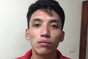 Kẻ cướp xe máy giữa phố Hà Nội bị tóm khi đang 'phê thuốc'