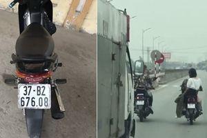 Làm rõ, xử lý nhóm đối tượng cản trở giao thông trên Quốc lộ 1A