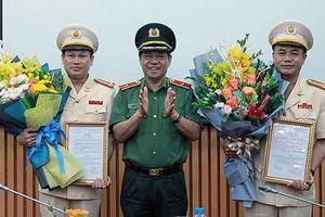 Bản tin 20H: Công an Hà Nội bổ nhiệm 2 Phó Giám đốc mới