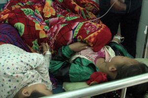 Hà Giang: Thách đố nhau uống thuốc trừ sâu, 4 học sinh nhập viện