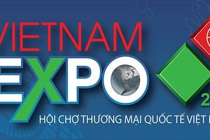 Gần 500 doanh nghiệp tham gia Vietnam Expo 2018