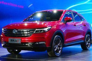 Phát sốt với ô tô 'made in China' siêu đẹp, có thể điều khiển bằng giọng nói và giá 350 triệu đồng