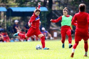 Tuyển nữ Việt Nam chờ 'phép màu' để lấy vé World Cup