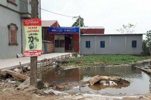 Tạm dừng mọi hoạt động đối với công ty sơn Apex ở Bắc Ninh