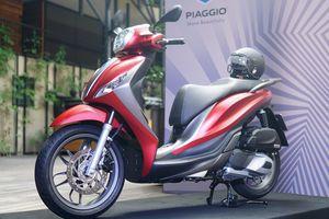 Piaggio ra Medley 2018: Động cơ mới, giá từ 72,5 triệu đồng ở VN
