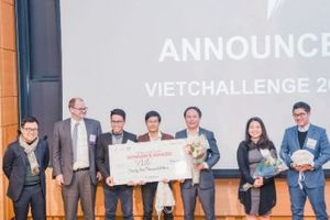 VIOT xuất sắc giành chiến thắng trong cuộc thi khởi nghiệp cho người Việt