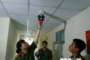 Bộ Công an kiểm tra đột xuất an toàn cháy nổ tại chung cư Linh Đàm