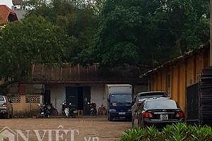 Lạng Sơn: Dừng hoạt động xưởng sản xuất pin bốc mùi khét lẹt