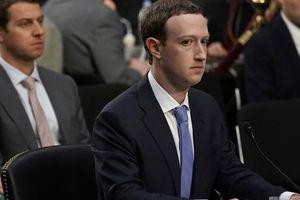 Bài học phía sau phiên điều trần của ông chủ Facebook