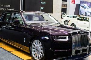 Mê mẩn Rolls-Royce Phantom VIII tại Thái Lan