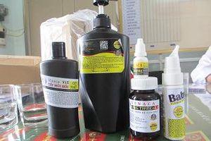 'Thuốc' hỗ trợ ung thư từ bột than tre: Sản phẩm của Vinaca bị cấm lưu hành ở Hải Phòng