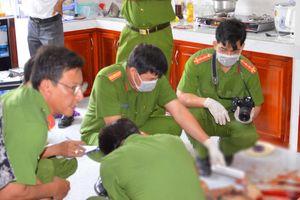 Vụ nữ tiểu thương bị sát hại bằng 14 nhát dao: Nghi phạm bị hỏng 1 mắt