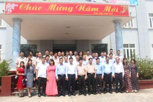 Bộ trưởng Lê Thành Long làm việc tại Điện Biên: Gỡ vướng cho Tư pháp, Thi hành án dân sự