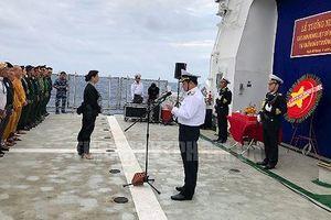 TP HCM hỗ trợ xây nhà văn hóa tại đảo chìm Đá Nam