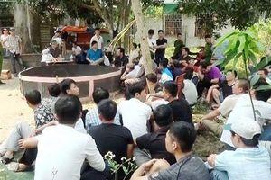 Nghệ An: Phá thành công chuyên án 418G, bắt gọn 52 đối tượng đánh bạc
