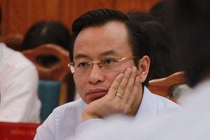 Ông Nguyễn Xuân Anh xin miễn sinh hoạt đảng để đi chữa bệnh