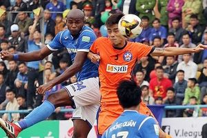 Trước cuộc đụng độ SHB Đà Nẵng - Hà Nội FC: Soán ngôi được không?