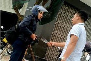 Xem xét khởi tố đối tượng dọa giết phóng viên ở Bình Định