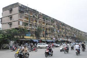 Bảo hiểm cháy, nổ tại các chung cư cũ: Khó trăm bề