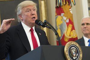 Tổng thống Trump bất ngờ muốn quay lại TPP để đấu Trung Quốc