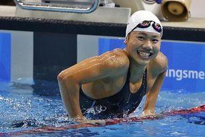 Ánh Viên giành HCV tại giải bơi Pro Series ở Mỹ